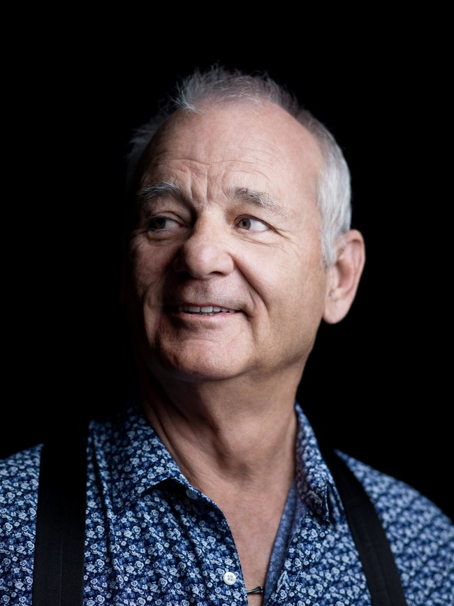 Legendary actor, Bill Murray, will perform at the Festival of the Arts Boca on Friday, March 2, 2018.