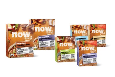 Stew Good To Be True: Petcurean Introduces Fresh, Healthy, And Oh-So Tasty Stews And P't's For Dogs And Cats In 100 Percent Recyclable Packaging