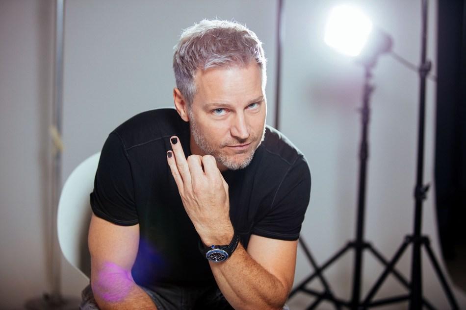 Celebrity manicurist, Tom Bachik, OPI's newest brand ambassador