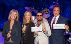 Caesars Entertainment Joins Planet Hollywood Resort & Casino Headliner Ringo Starr to Donate $200,000 to the Nevada Resort Association's Vegas Strong Fund
