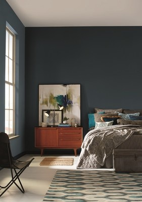 Pratt & Lambert Paints' 2018 Color of the Year, Heron (27-18)