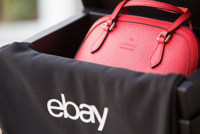 Launch of eBay Authenticate™ Boosts Shopper Confidence for Luxury Handbag Purchases