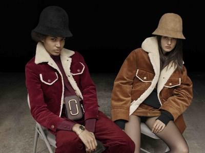 La Collection Marc Jacobs Automne / Hiver 2017/18 sera vendu sur VIPLUX le 17 octobre 2017