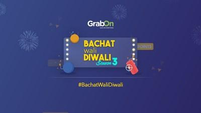 GrabOn Organizes the Third Edition of 'Bachat Wali Diwali'