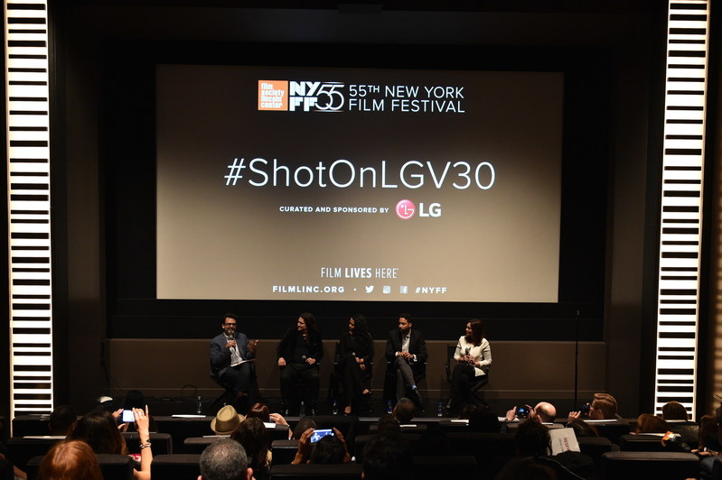 LG celebrated the retail launch of its newest flagship phone by commissioning six inspirational movie shorts by emerging filmmakers, who shot their films on LG V30.