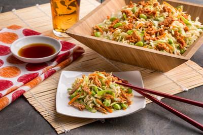 Ensalada de fideos ramen y atún Sriracha de StarKist®