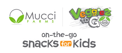 Mucci Farms - Veggies To Go Logo (CNW Group/Mucci Farms)