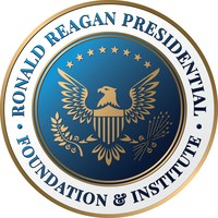 The Ronald Reagan Presidential Foundation and Institute logo (PRNewsfoto/The Ronald Reagan Presidential)