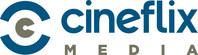 Logo: Cineflix Media (Groupe CNW/Cineflix)