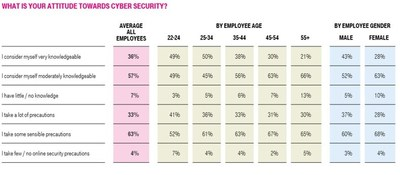 T-Systems warns of poor cyber security of Generation Y (PRNewsfoto/T-Systems Limited)