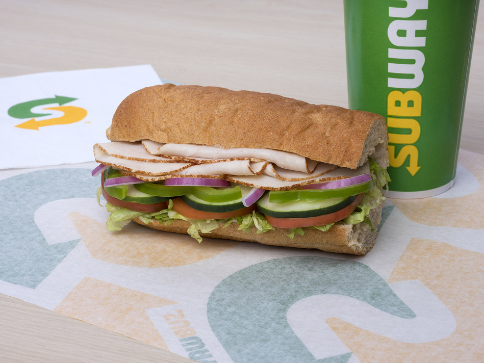 On Friday, Nov. 3, Subway® is taking National Sandwich Day global for the first time ever with World Sandwich Day. In the U.S., buy any sandwich and 30 oz. drink and get a free sandwich, plus Subway® will donate a meal to Feeding America.