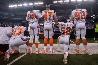 A viral petition tackles the issue of NFL anthem protests.