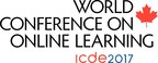 World Conference on Online Learning - ICDE 2017, Toronto, Ontario, Canada, October 16-19, 2017 (CNW Group/World Conference on Online Learning ICDE 2017)