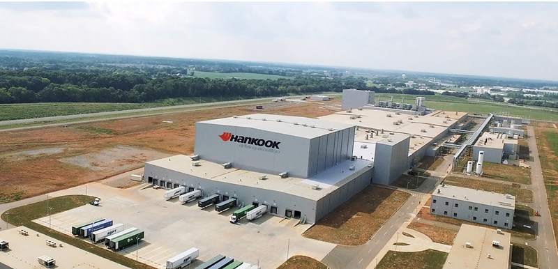 Hankook Tire's Tennessee Plant in Clarksville, Tenn., is the company's first manufacturing facility in the U.S., underscoring its commitment to technology, innovation and growth in North America.