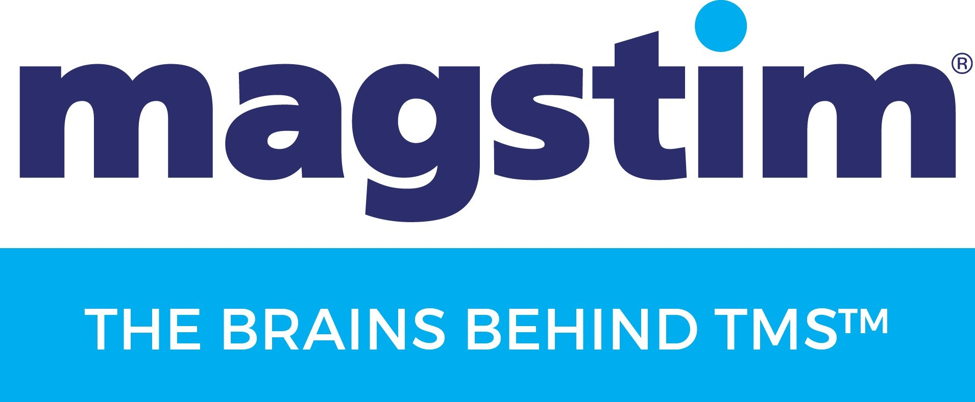 Magstim Logo (PRNewsfoto/Magstim)