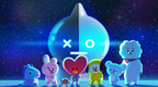 'BT21' characters created by LINE FRIENDS and BTS have been hugely popular, reaching more than 8 million downloads and exceeding 71 million exposures on Twitter only 10 days after launching.