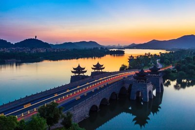 Hangzhou, China's Xiaoshan district rolls out campaign to collect suggestions for new tourism slogan