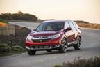 Llega a los concesionarios la Honda CR-V 2018, preparada para defender su título como la SUV más vendida en Estados Unidos