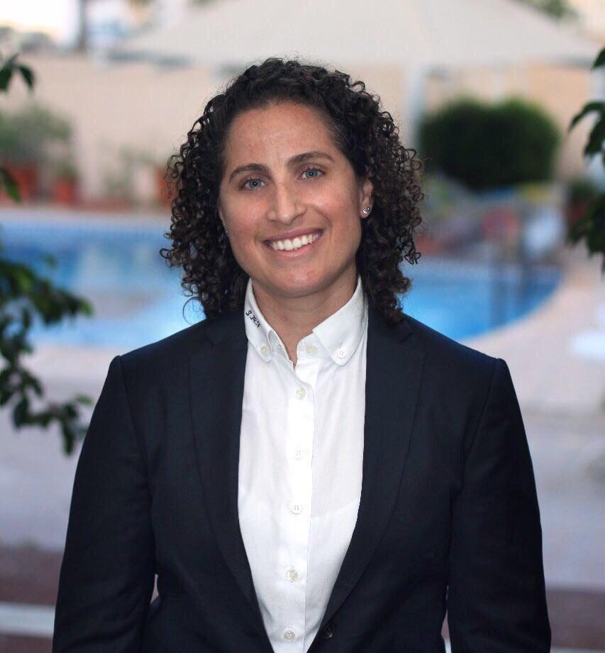 Ms Salwan Finj - Vice President of EMEA (PRNewsfoto/DigiValet)
