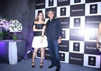 Mr. Boman R. Irani and Ms. Sussanne Khan (PRNewsfoto/Rustomjee)