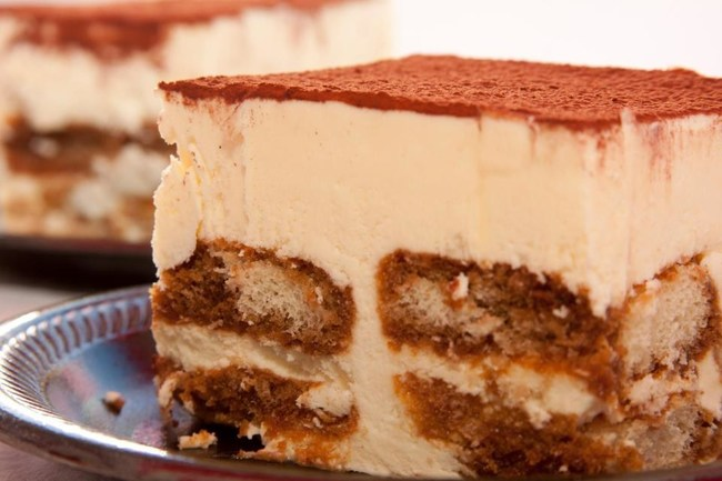 "The Ultimate Feast at ""The Little Italy"": Features this cake as one of its compelling deserts."