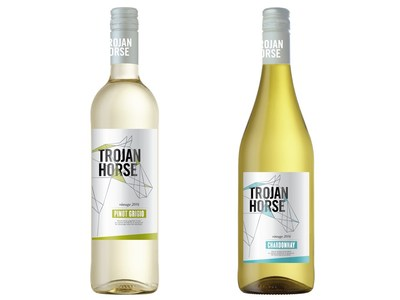 7-Eleven, Inc. is expanding its selection of private brand wines with the launch of two quality white wines – chardonnay and pinot grigio. The world's largest convenience retailer created the Trojan Horse brand for this new line of quality wines.