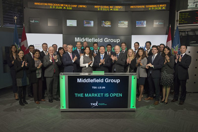 Middlefield Group Opens the Market (CNW Group/TMX Group Limited)