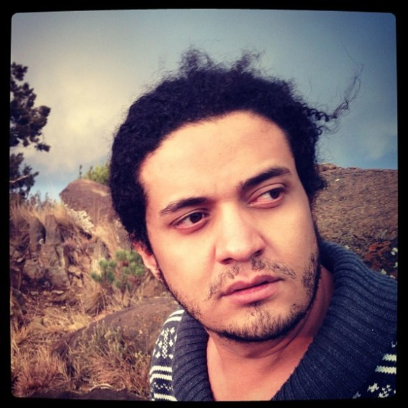 Imprisoned Palestinian Poet Ashraf Fayadh is the 2017 PEN Canada One Humanity Award winner (CNW Group/PEN Canada)