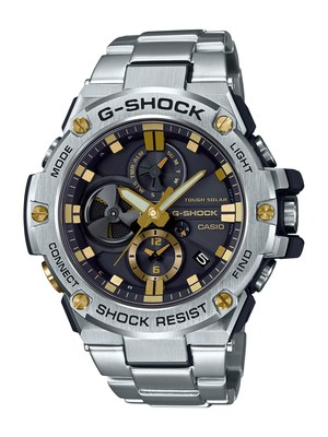 The New Connected G-STEEL Color Addition, GSTB100D-1A9