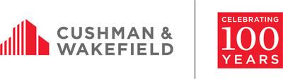 Cushman & Wakefield Logo (PRNewsfoto/Cushman & Wakefield)