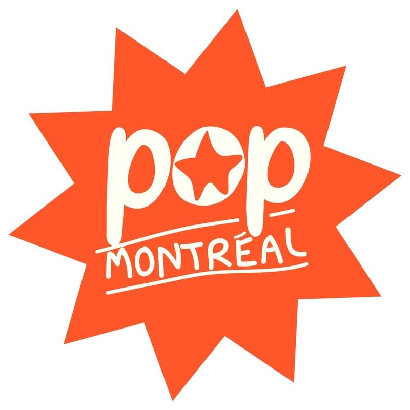 Logo : POP Montréal (Groupe CNW/Musée d'art contemporain de Montréal)