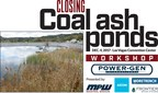 Industry experts including MPW to present workshop on closing coal ash ponds