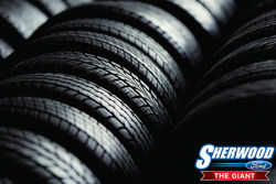 Sherwood Ford provides interested customers with an off-season tire storage coupon