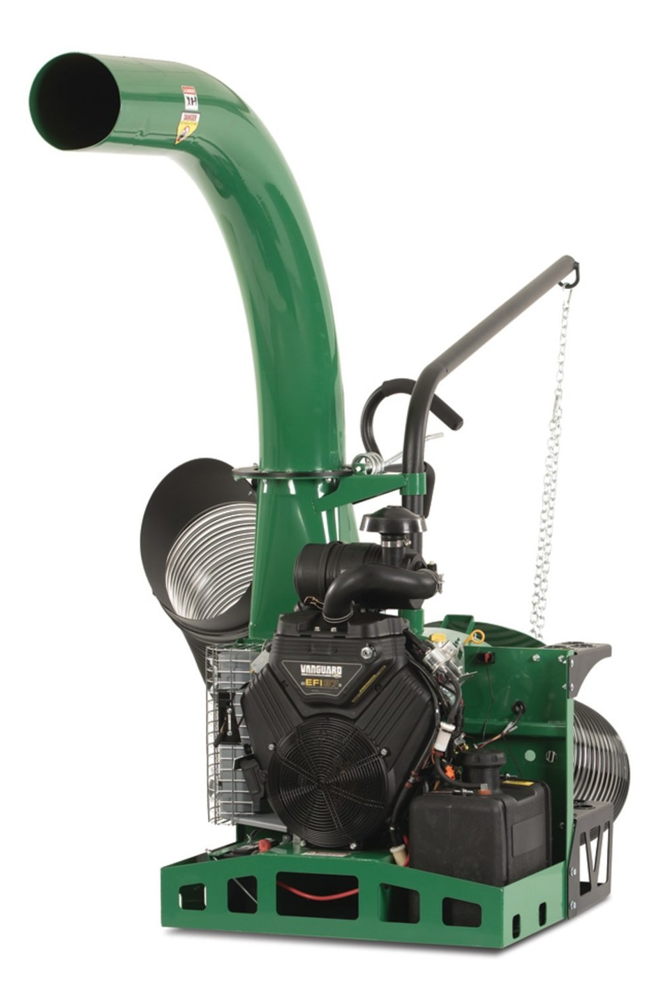 The New 37 Gross HP* Debris Loader From Billy Goat Features