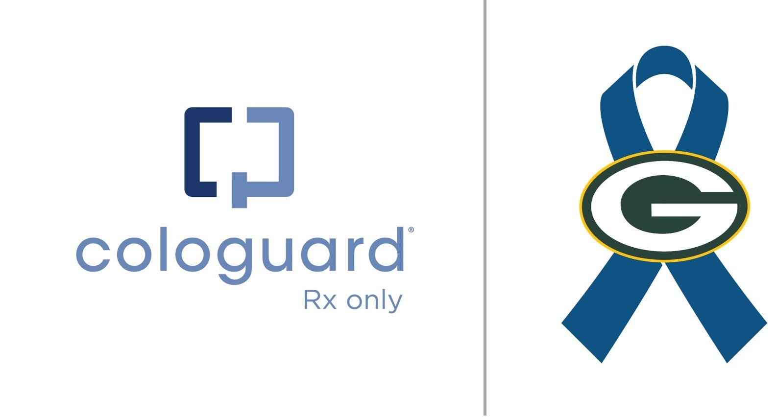 Green Bay Packers-Cologuard Colon Cancer Awareness Campaign (PRNewsfoto/Exact Sciences Corp.)
