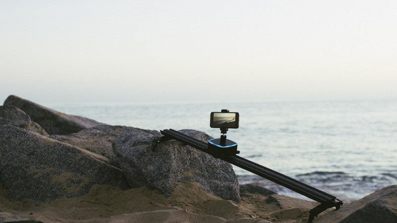 Trek Features App-Controlled Motion So Users Can Easily Customize the Speed, Length, Direction and Time-Lapse of Each Shot
