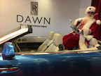 Rolls-Royce Dawn tops the list in the 2017 Neiman Marcus Christmas Book