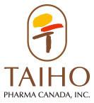 Taiho Pharma Canada Inc. (CNW Group/Taiho Pharma Canada, Inc.)