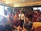 Veterans Connect During Behind-the-Scenes Tour Before FSU Football Game