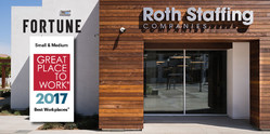 Roth celebrates its third consecutive recognition from FORTUNE as a Best Workplace
