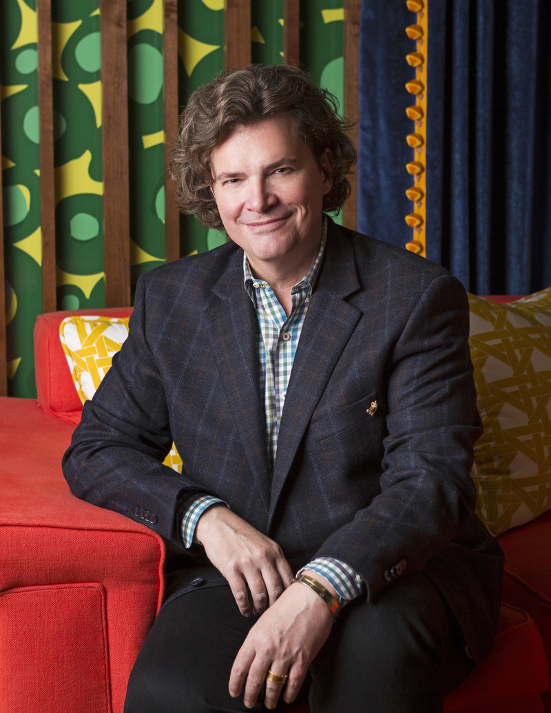 Arkansas Interior Designer Chris Goddard Chosen to Enhance Stuart Davis Exhibit at Crystal Bridges