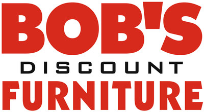 Bob 39 s discount furniture enters los angeles market with for Affordable furniture logo