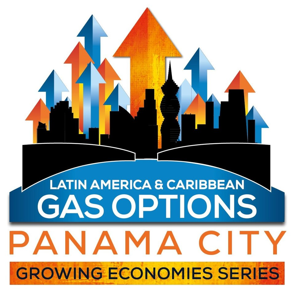 Latin America & Caribbean Gas Options (Panama City, Panama, 16-17 November 2017) (PRNewsfoto/EnergyNet)