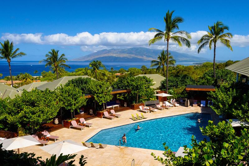 Condé Nast Traveler Ranks Hotel Wailea As 1 Top In Hawaii