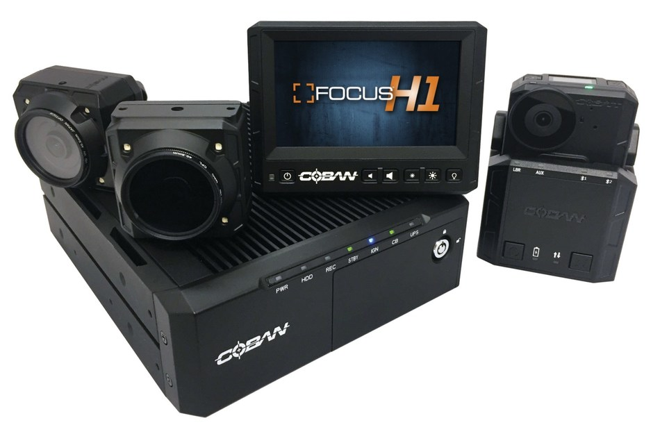 COBAN Focus H1 - an intelligent in-car video system