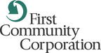 First Community Corporation Announces Record Earnings, Third Quarter Results and Cash Dividend