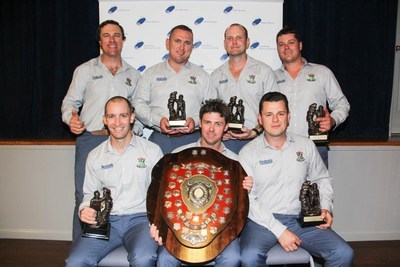 Peabody's Wambo Underground Mines Rescue Team earned first place in the Australian National Mines Rescue Competition and will represent Peabody and Australia in the International Mines Rescue Competition in Russia next year.