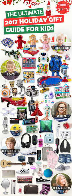 ToyBuzz 2017 Holiday Gift Guide