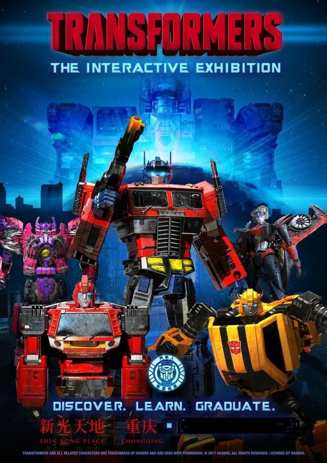 Transformers Autobot Alliance (PRNewsfoto/Cityneon Holdings Limited)