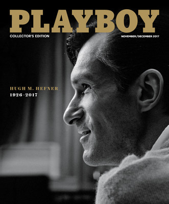 Playboy's November/December 2017 Collector's Edition